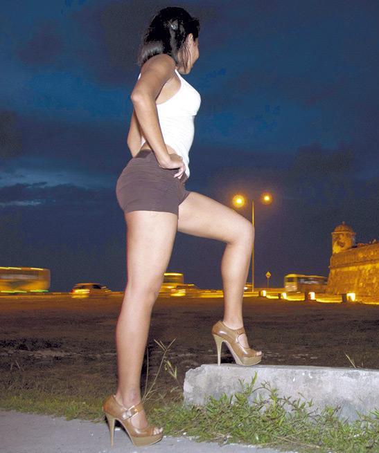prostitutas colombianas entrevista a prostitutas